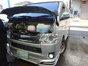HIDキット取り付け