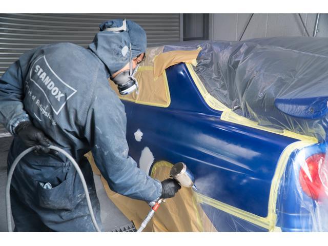 板金塗装対応!!オールペンから事故車修理・エアロ修理取付致します!!