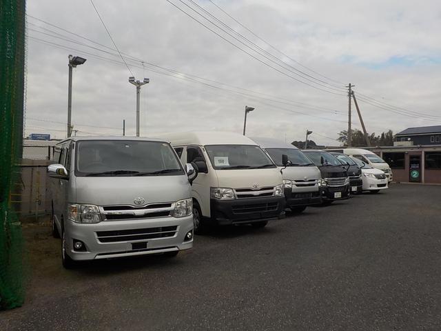 オートガレージ122 セカンド店 キャンピングカーハイエース専門店 JU適正販売店(1枚目)