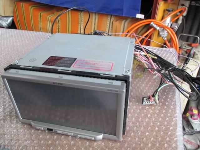 配線の複雑なナビやETCなどの電装アイテムも当社の得意する作業です