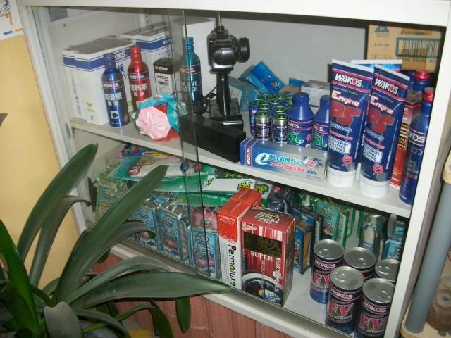 各種消耗品常時在庫あります!