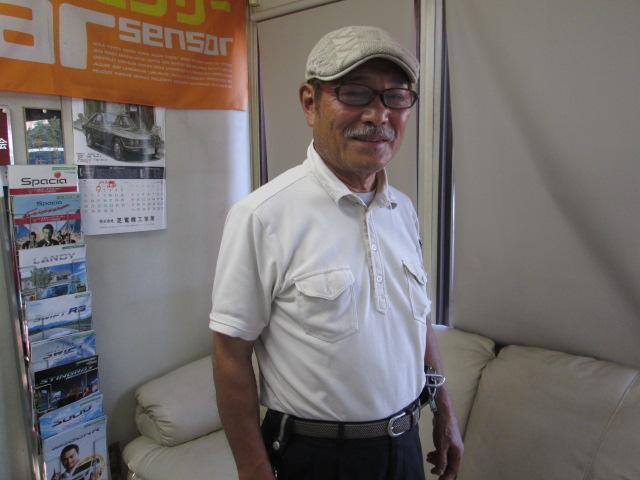 (有)セントラルオート 代表取締役社長 鈴木 義明