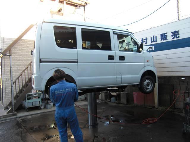 日常点検から車検整備までお車のメンテナンスは当店にお任せください!