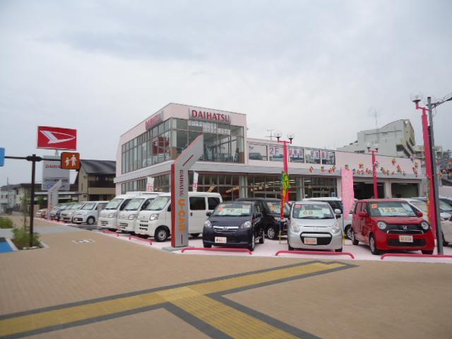 「東京都」の中古車販売店「ダイハツ東京販売(株) U-CAR東伏見」