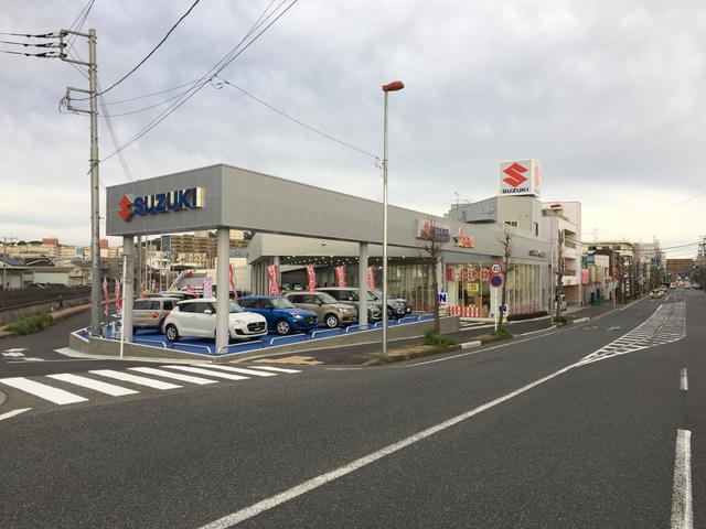 (株)スズキ自販神奈川 U'sSTATION横須賀