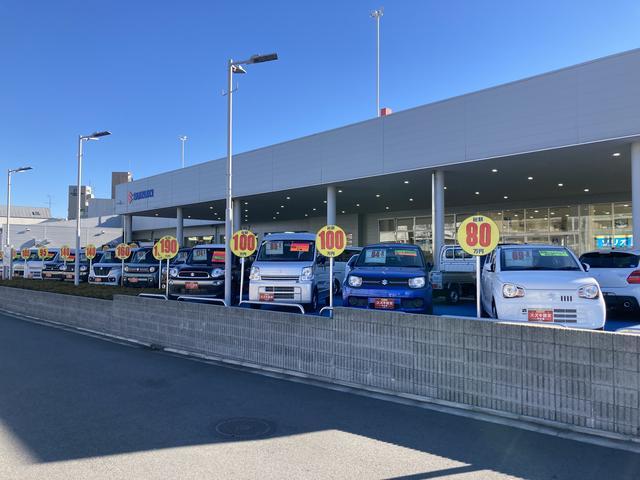 (株)スズキ自販神奈川 U'sSTATION横須賀(1枚目)