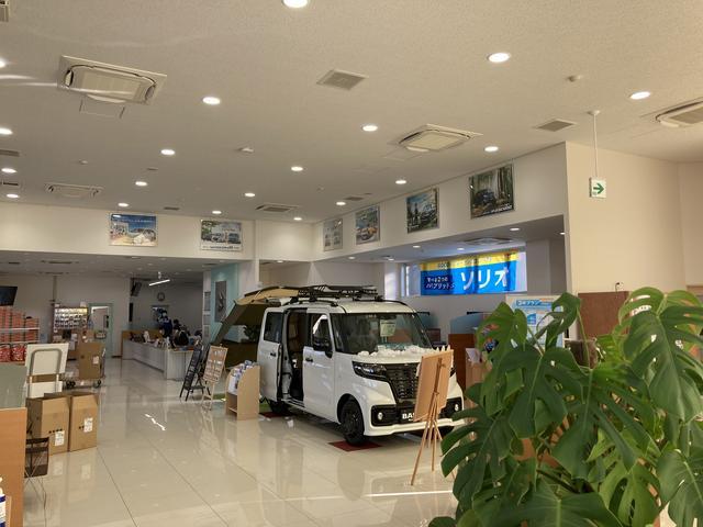 (株)スズキ自販神奈川 U'sSTATION横須賀(2枚目)