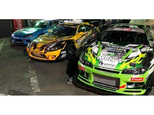 GTスポーツはもちろん、軽自動車から普通乗用車までメンテナンスいたします。