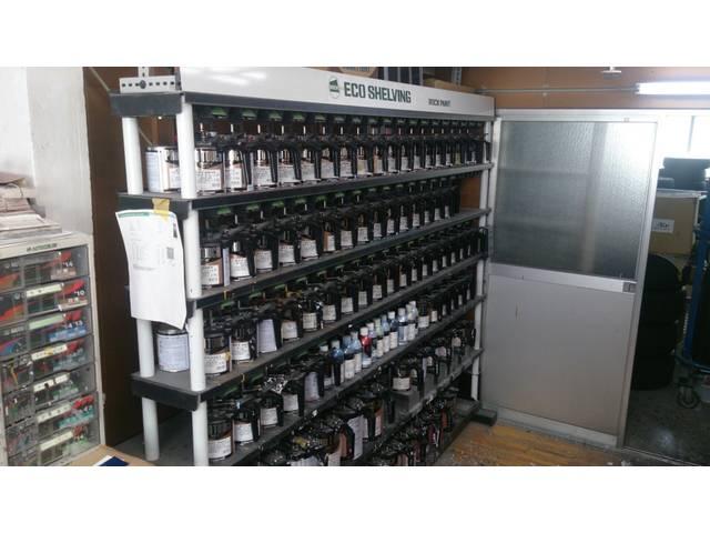 当社では、ロックペイントのプロタッチというシリーズの一液塗料を使用しています!