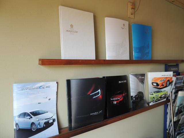 各国産メーカーの新車も取り扱っております!