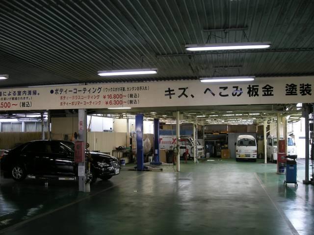 整備工場内部2
