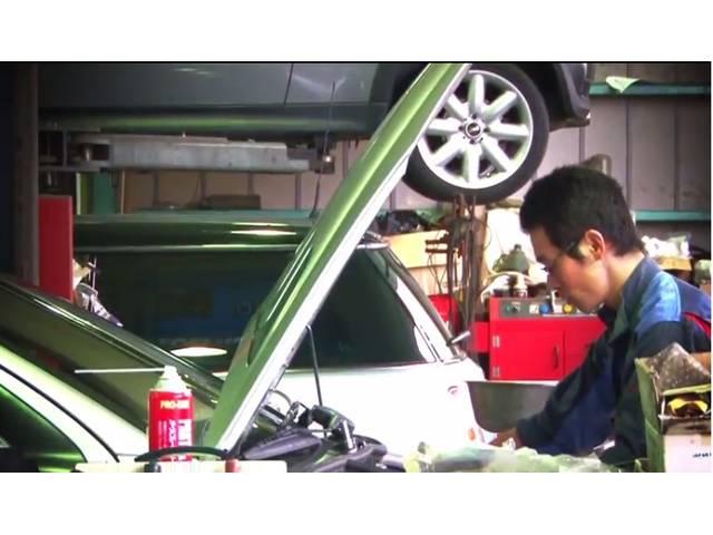 横浜市から自動車公害の防止(環境保全型自動車整備)の認定証も出ている整備を行っています