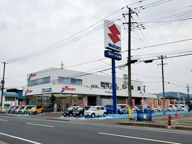 (株)スズキ自販岩手 U's STATION本宮