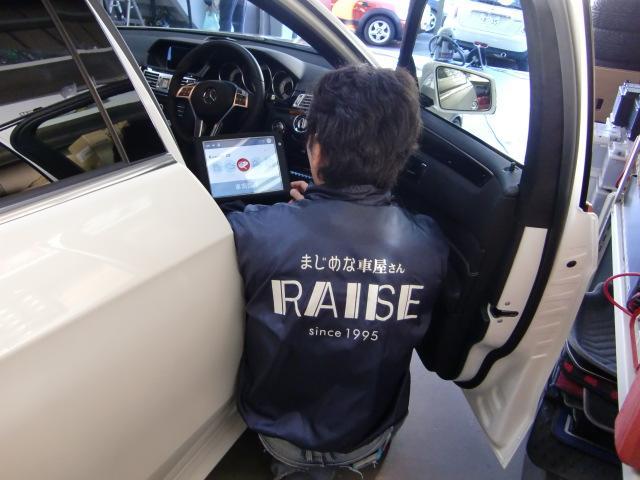 BMWミニはもちろん外車・国産車に対応の最新診断機で車両診断致しますので安心してお任せください!