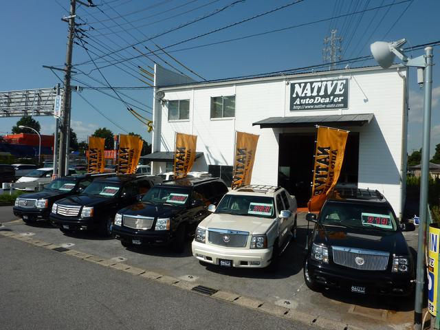 NATIVE Auto Dealer (株)ネイティヴ SUV専門店