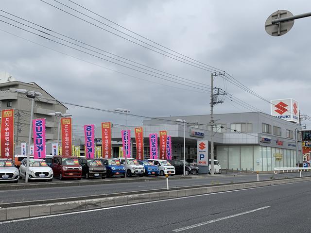 (株)スズキ自販埼玉 スズキアリーナさいたま北