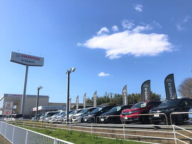 Honda Cars東葛 U-Select我孫子 外観