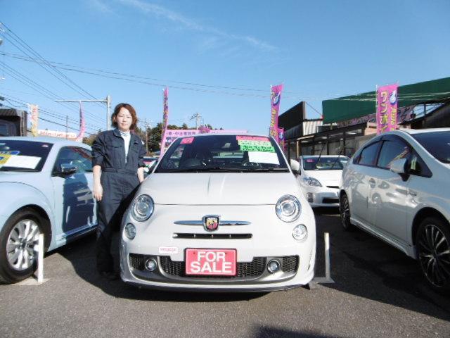 Auto Service ワンポイント(1枚目)