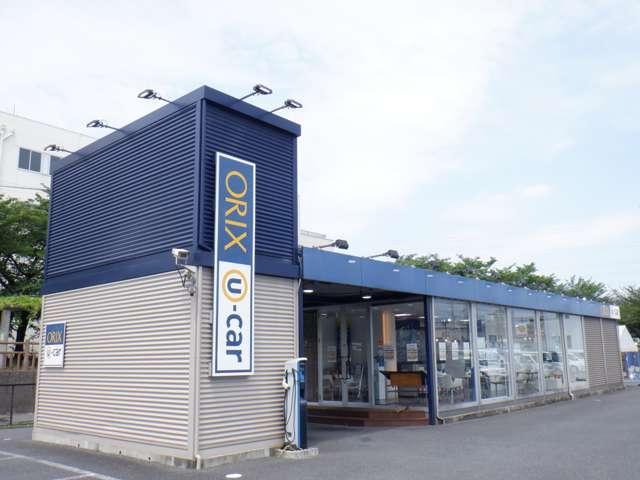 オリックス自動車株式会社 川崎中原店