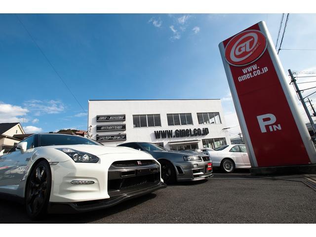 GT-Rをメインに扱うスポーツカーショップ!1日車検や自動車保険、板金もお任せください!
