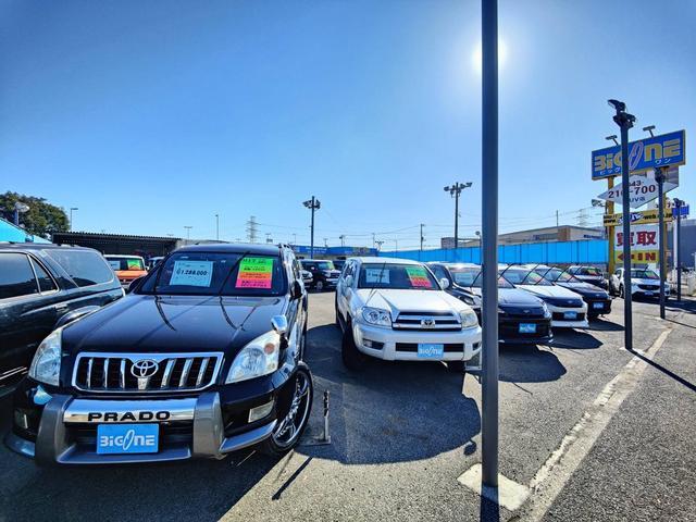 株式会社 ビッグワン SUV専門店 ハスラー・ハリアー・サーフ・プラド店