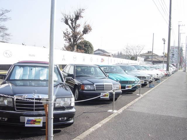 16号線沿い・柏インターより約5分!野田ジャスコ観覧車のすぐ横です。