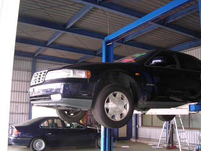 車の修理や整備、車検などはお任せください!