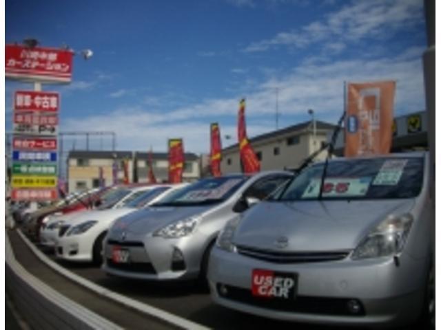 当社は、中古車以外にも新車も販売しております!国産全メーカーお取り扱いしております。