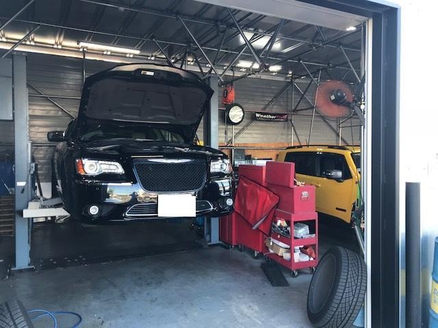 他社で断られた修理やメンテナンスや、車検整備も、当社へお任せください!