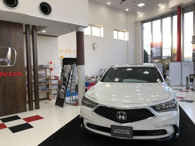 Honda Cars 埼玉南 朝霞店 認定中古車取扱 U-Selectコーナー(2枚目)