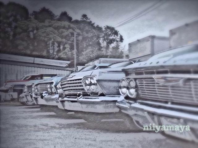 新山屋 カスタムローライダー