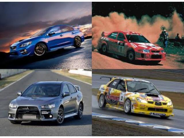 インプレッサ、ランサー等の4WDスポーツ、チューニング車、ドレスUP車はプラス査定!!買取強化中!
