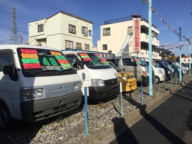 【環七通り】上沼田歩道橋の隣にございます。「かつや」や大型衣料リサイクルショップが目印です。