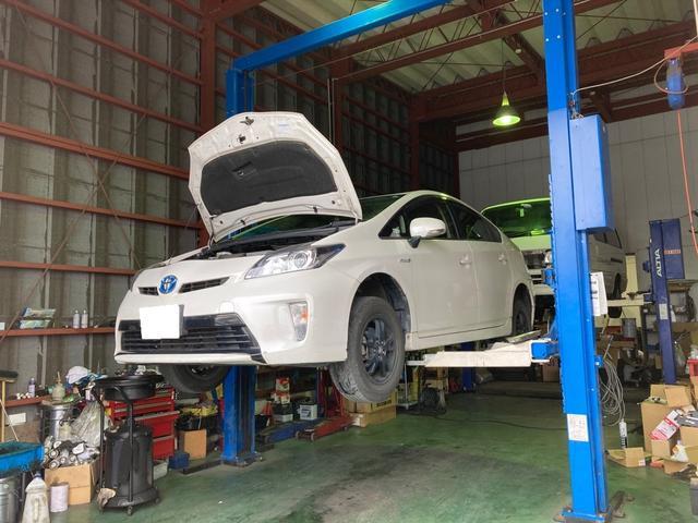 お車の事なら特定整備も可能なONE CARSへ!