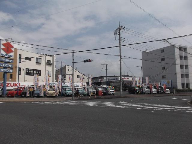 (株)スズキ自販南東京 青梅センター(1枚目)