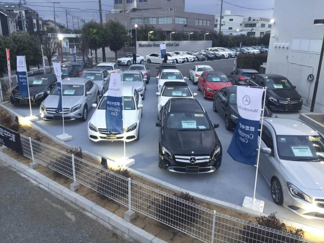 メルセデス・ベンツ 戸塚サーティファイドカーセンター