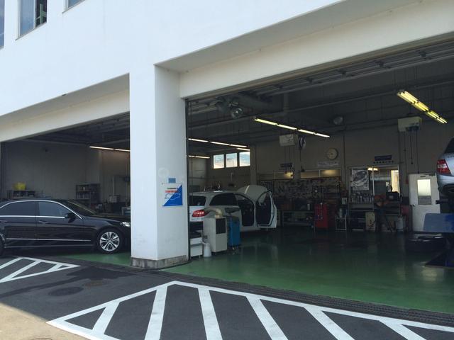 メルセデス・ベンツ 小田原サーティファイドカーコーナー(6枚目)