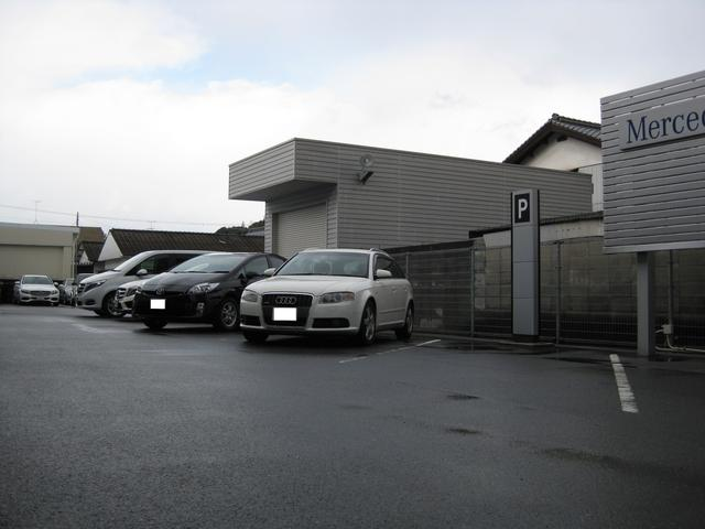 メルセデス・ベンツ 米子サーティファイドカーコーナー(3枚目)