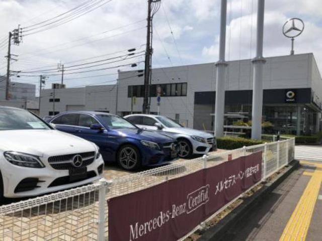 メルセデス・ベンツ 徳島サーティファイドカーコーナー
