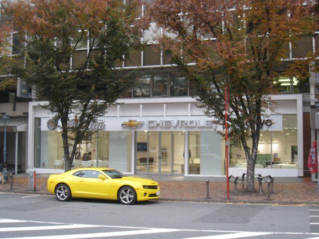 ヤナセ キャデラック・シボレー東京(2枚目)
