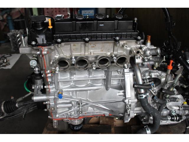 クラッチO/Hやエンジン載せ換えなどの重整備も当店にお任せ下さい!