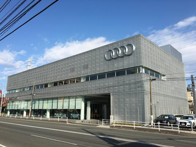 Audi Approved Automobile 相模原(2枚目)