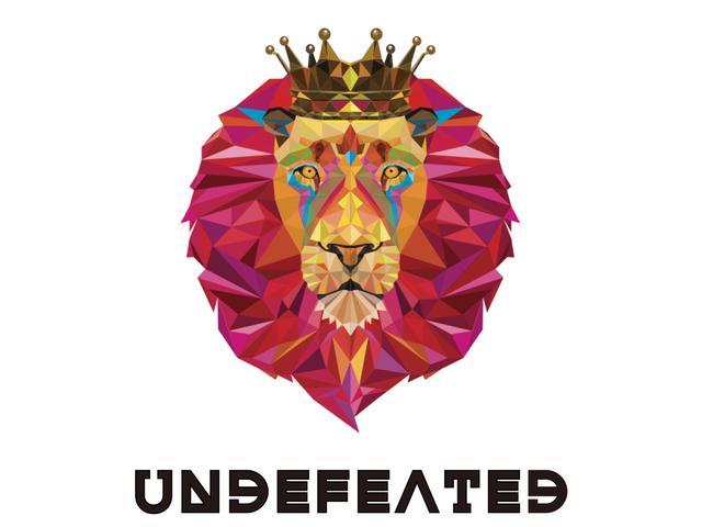 UNDEFEATED【アンディフィーテッド】(2枚目)