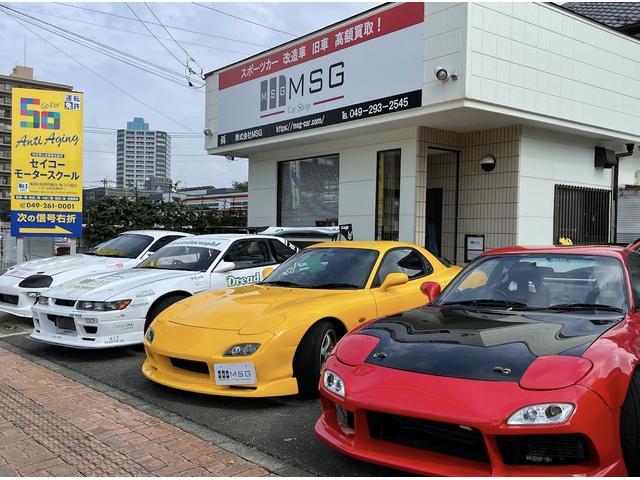 埼玉県ふじみ野市に店舗を構える中古車販売店。改造車、ドリ車、旧車、普通車、外車、お任せ下さい!