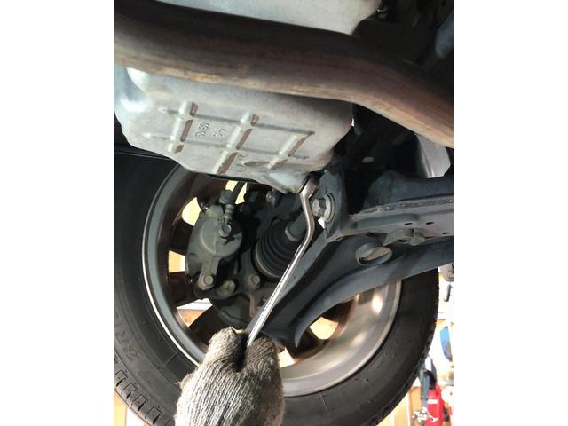 安心安全の為、細部まで確りと整備致します。