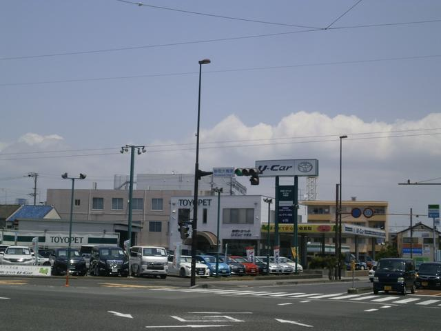 トヨタユナイテッド静岡(株)静岡トヨペット U-Car中原店(5枚目)