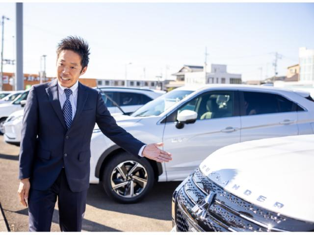 駿遠三菱自動車販売 クリーンカー駿遠(4枚目)