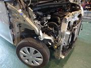 バンパー・外装の修理・鈑金修理を行います。