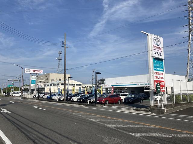 トヨタユナイテッド静岡(株)静岡トヨペット U-Car藤枝店