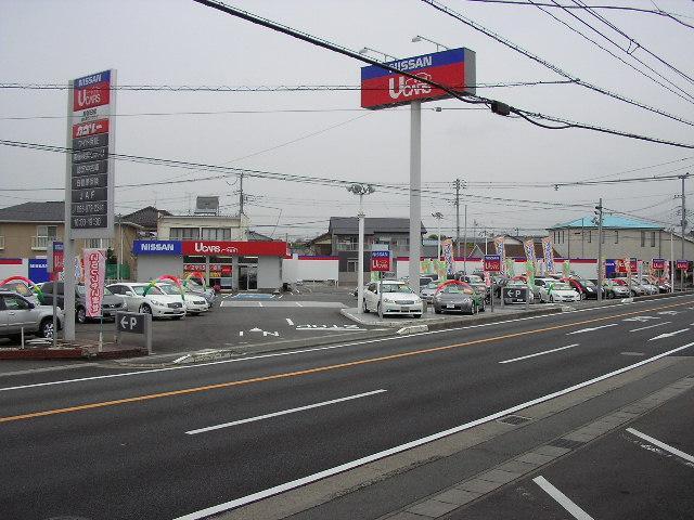 静岡日産自動車 清水町カープラザ